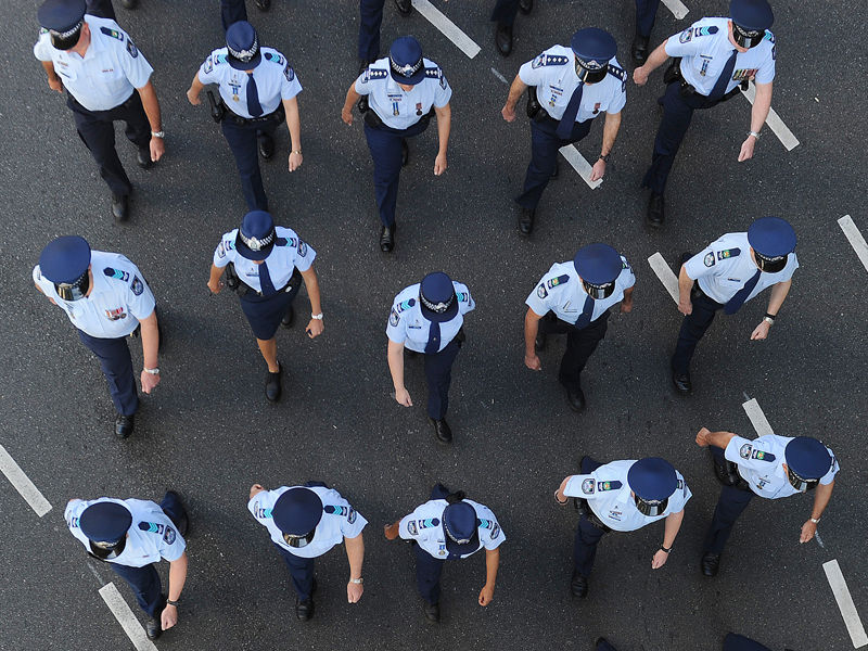 15.Gold Coast police get body cameras