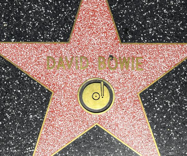 16.David Bowie dominates Oz download charts