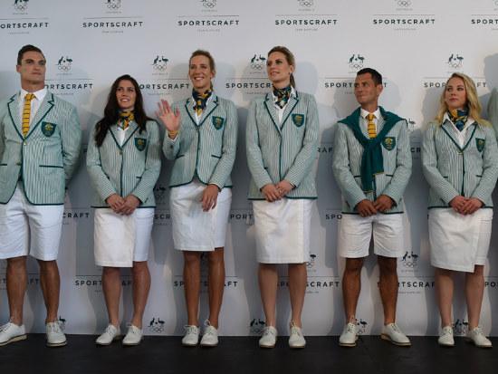 07_Aust Olympic uniform goes _Rio retro_