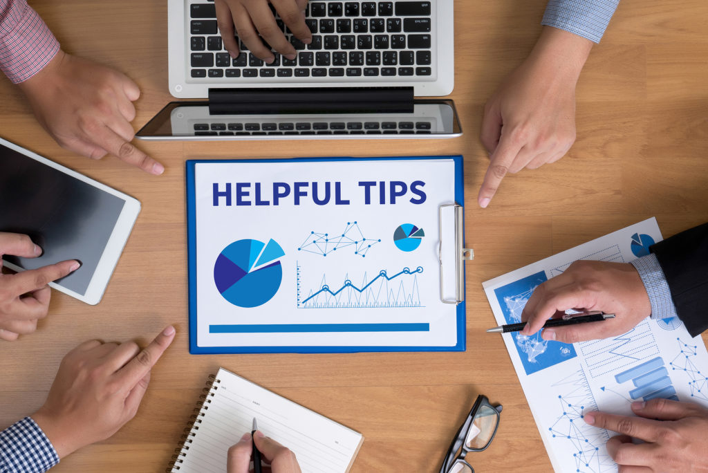 Help Tips from Feedsy