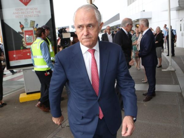 Budget on May 8 an opportunity for Turnbull revival