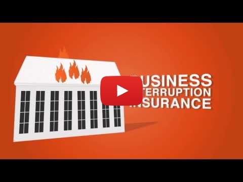 [VIDEO] Business Interruption Insurance